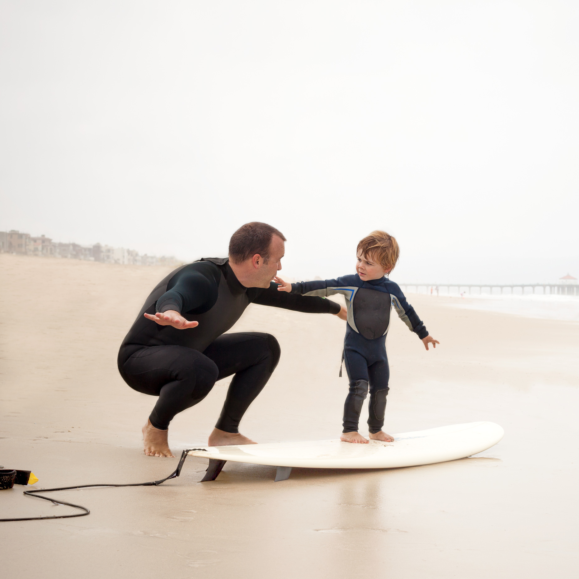 SiriBerting, SiriBertingPhotography,  Families, Quality Time, Father Son, Surf