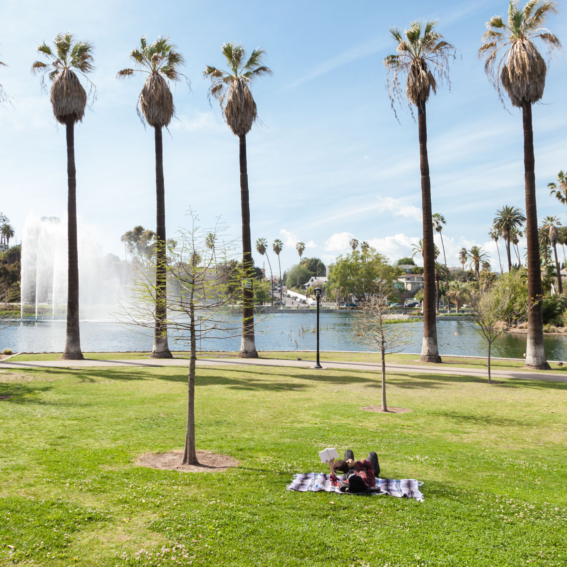 Echo Park, California